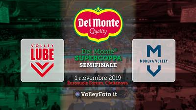 20191101 Semifinale Supecoppa Civitanova-Modena
