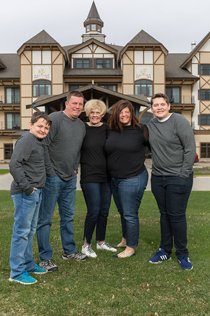 Boyne Mountain Resort family photography Northern Michigan