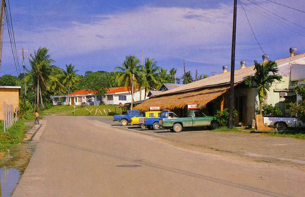 Yap Postcard