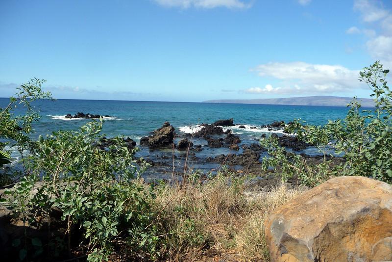 Ahihi Bay and Cove where we snorkeled