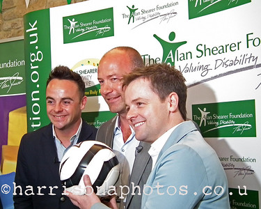 Alan Shearer Foundation @ St. Cuthbert's Care