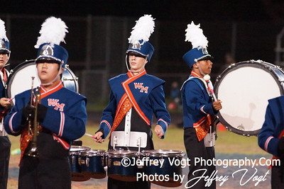 10-18-2012 Watkins Mill HS Marching Band, Photos by Jeffrey Vogt Photography