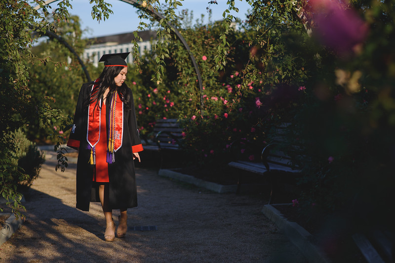 Tuyen Dinh Graduation