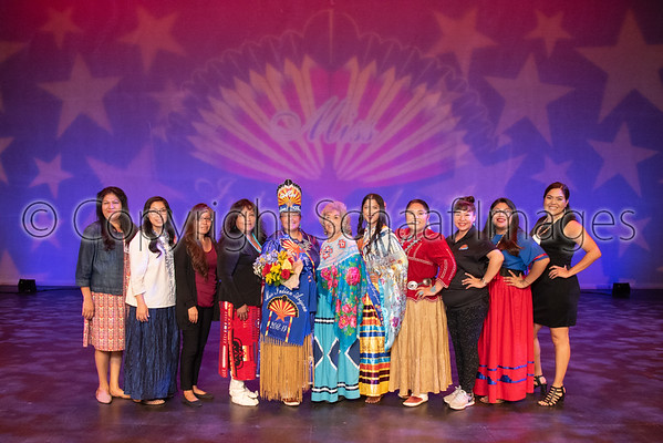 2018 Miss Indian Arizona