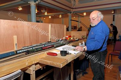 Greenock - Model Railway Exhibition - 2010