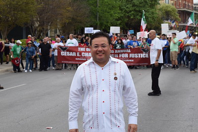 22nd Annual Cesar Chavez March, City of San Antonio