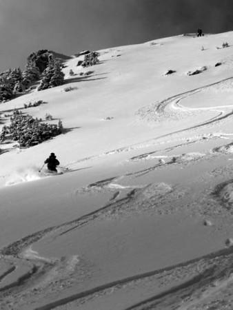 Berthoud Pass Skiing 11/12/2010
