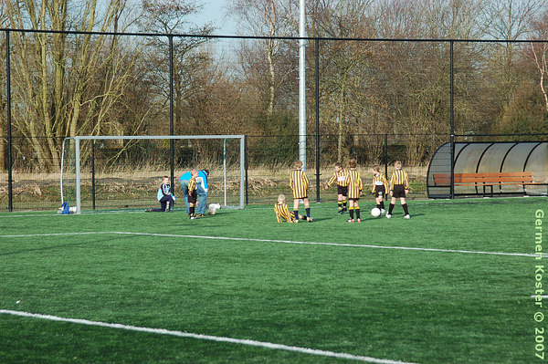 Frisia F4 Voorjaars Competitie 2007