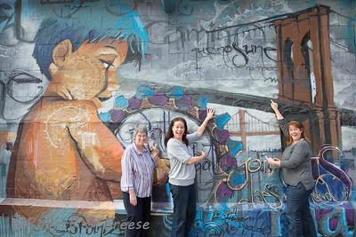 5 POINTZ Graffiti Art