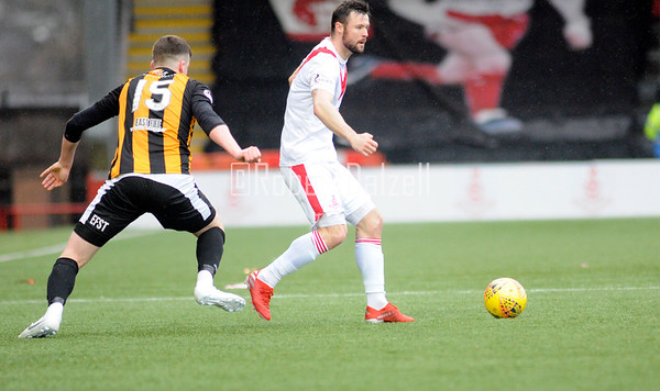Airdrieonians v East Fife 7 3 20