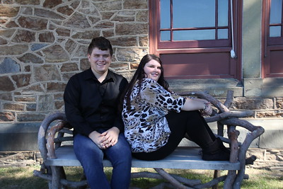 Bree and Chris Best Friends Class of 2017 9-25-16