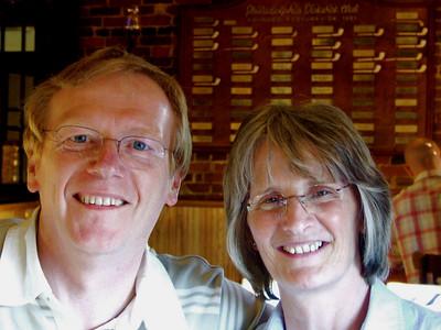 family.April 2008.Landsburgh Visit
