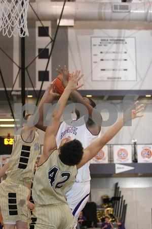 Brownsburg v Noblesville boys Basketball