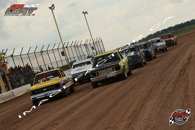 Humberstone Speedway- August 14th