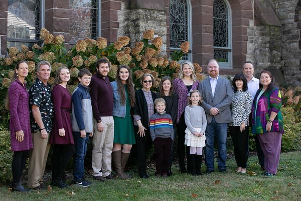 Huxford Family Photos