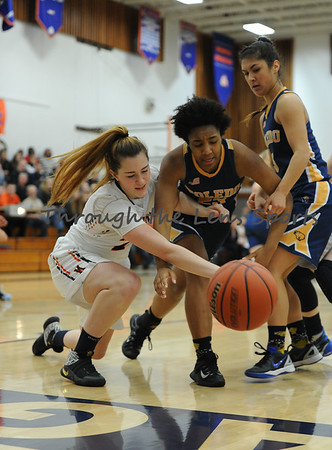 Monroe vs. Toledo Girls HS Basketball
