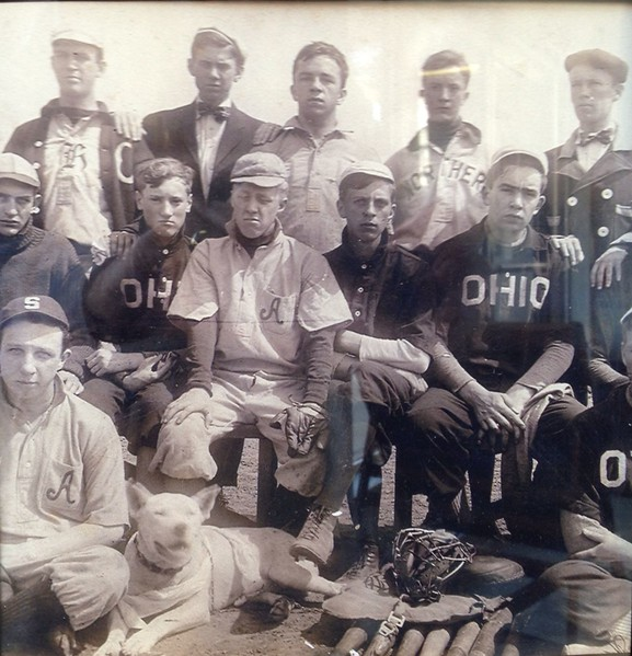 Turn of the Century OHIO Baseball Team.JPG