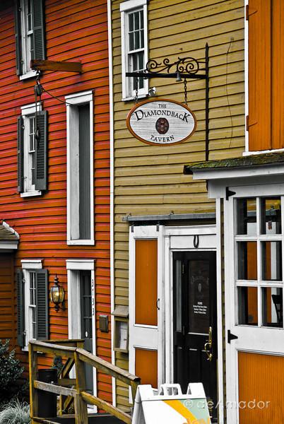 Historic Ellicott City, Maryland