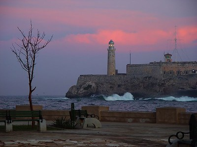 El Morro Castle and Lighthouse