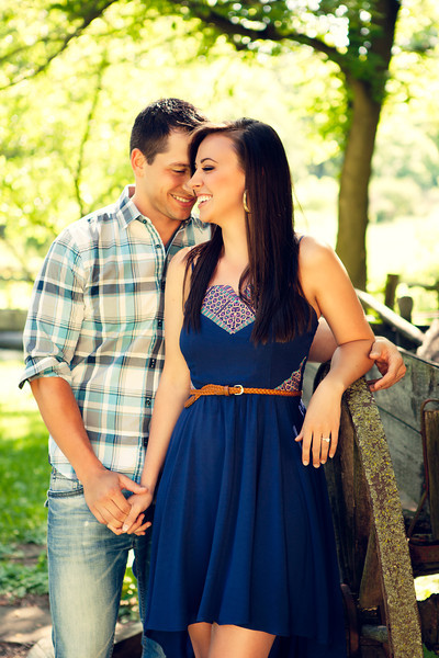 Jesse and Janey - Engaged
