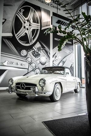 Mercedes Oakville Classics