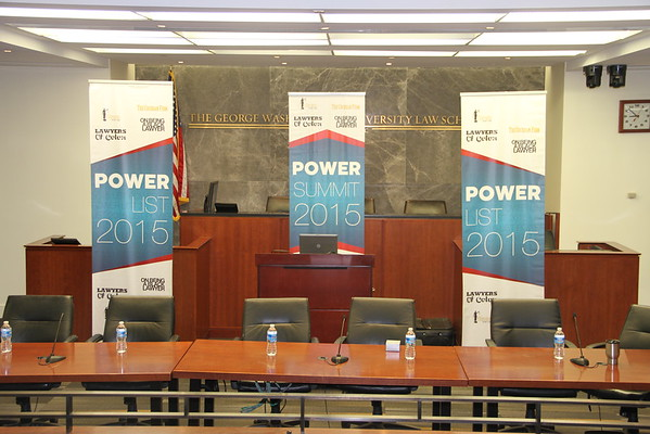 March 18: Lawyers of Color Power 100 panel