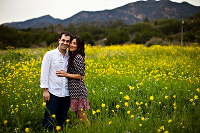Sarah and Eros : Engagement