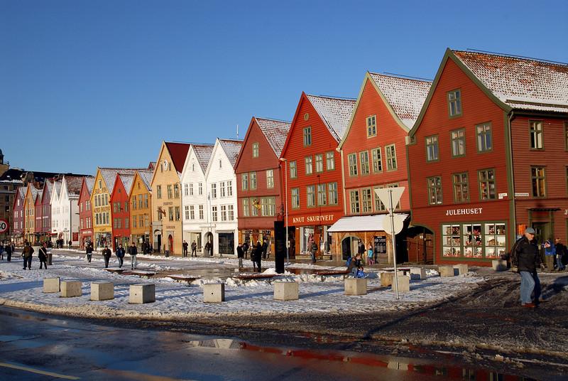 Bryggen..Bergen.