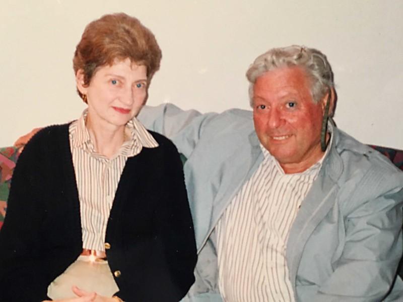 Marian, Abba, Sydney 1992.jpg