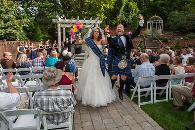 Thompson / Loe Wedding