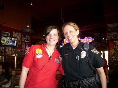 Red Robin Tip-a-Cop