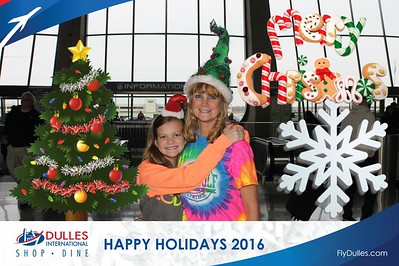 Dulles Shopping & Dining: Happy Holidays 2016 - Day 5