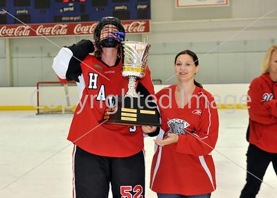 Women's Gray Champions - Hawks