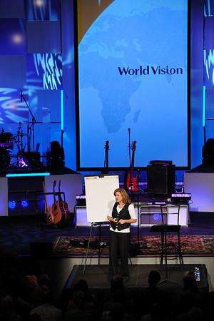 World Vision with Tamara Lowe - May 17 2009