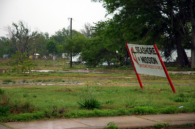 Hurricane Katrina Recovery - Biloxi MS 2007