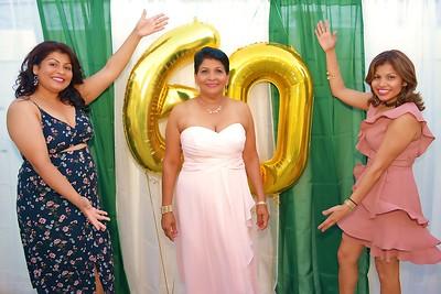 Bibi's 60th Birthday Party