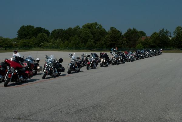 Blake Gamel Memorial Ride