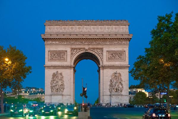 Scott Dawn - Paris