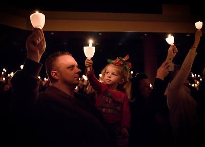 Christmas Eve Candlelight Service 2016