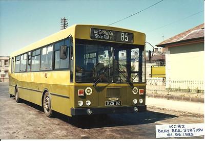 Route: 84/84A/85/86