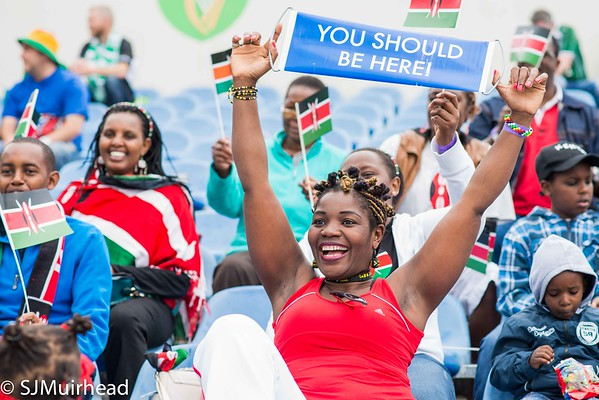 Womens World 7s Series Qualifier - August 2015