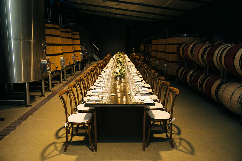 Napa Valley Vintners International Welcome Dinner