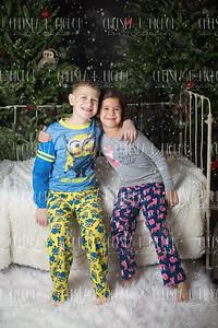 Smith Children-Christmas Mini