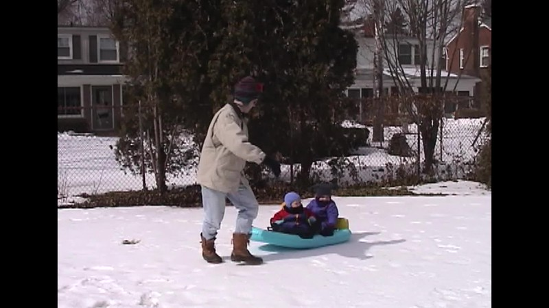 Spinning on a Sled.mp4
