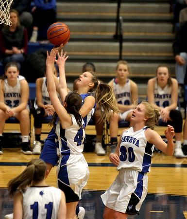 Wheaton North girls basketball vs. Geneva