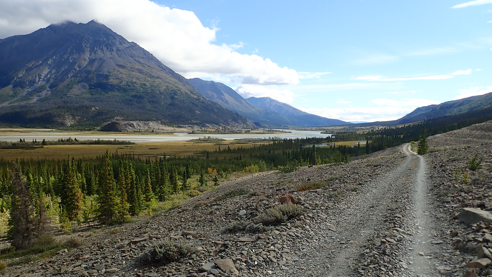 Alsek trail