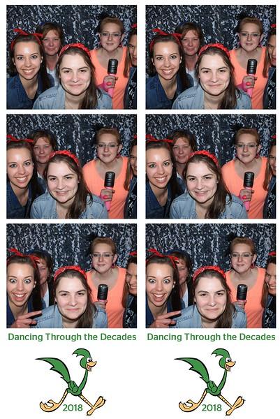 "Edgebrook Elementary School ""Dancing Through the Decades 2018"""
