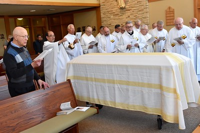 Celebrating the life of Fr. Frank Burshnick