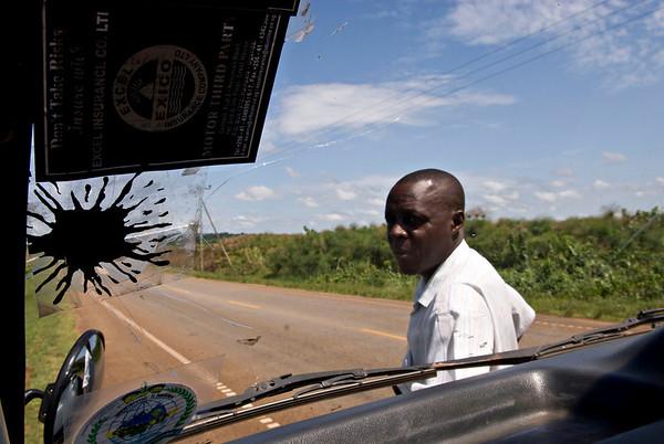 Around Uganda
