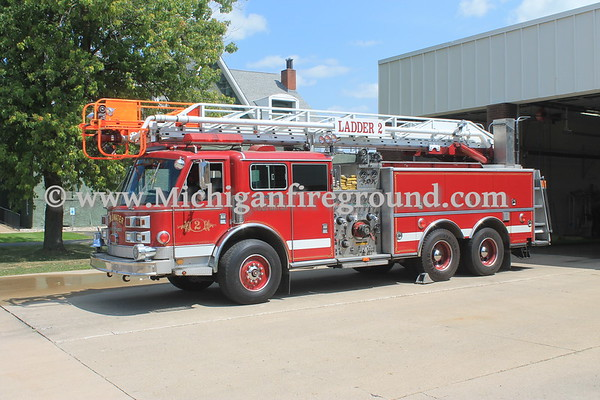Coldwater, Michigan, Fire Department